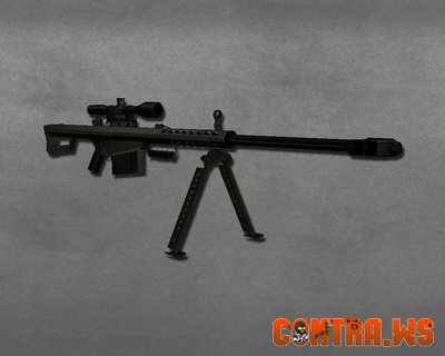 Скин для AWP – Sick's Barret M82 Animations!